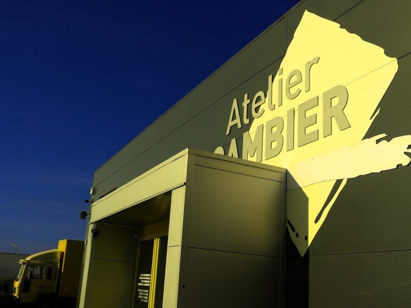Fermeture de l'Atelier Cambier le lundi 2 novembre 2020