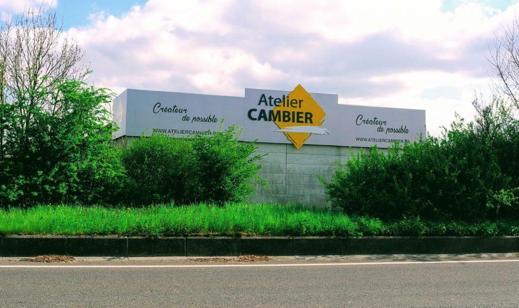 L'Atelier Cambier s'agrandit