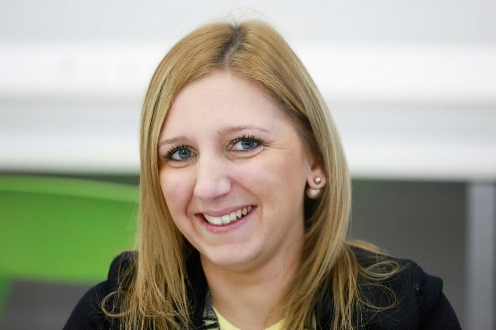 Sylvie Caron, Employée à la GRH – Accueil: un rôle central